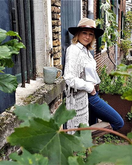 Danielle, blogger, slow-living expert